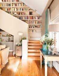 Ceiling Bookshelves by 16 Stunning Staircase Bookshelves Ceiling House And Interiors