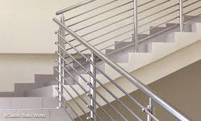 Stairway Banister Cbw Staircase Railings