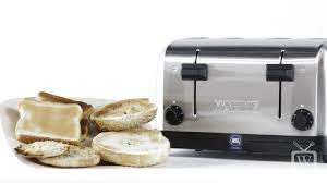 Waring Toasters Waring Wct708 Commercial Toaster Youtube