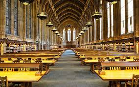 Basement Library America U0027s Most Beautiful College Libraries Travel Leisure