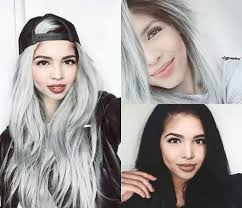 katrine bernardor hair color must see female celebrities with hair color aldub nation
