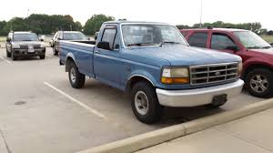 Ford F150 Truck Manual - my new baby 93 f150 4 9 straight 6 and five speed manual she