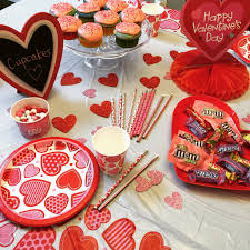 Valentine Day Home Decor by Simple Valentines Day Party Decor Ideas Classy Mommy Loversiq