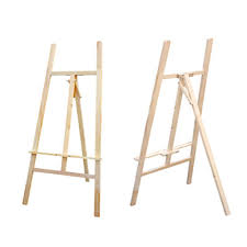 wooden easel stand apex digital