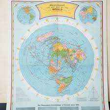 World Map With Longitude And Latitude Degrees by The Atlantean Conspiracy The South Pole Does Not Exist