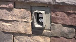 tips u0026 tricks installing an outlet stone accessory piece youtube