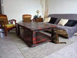 Pallet Coffee Tables How To Make Your Own Wood Coffee Table