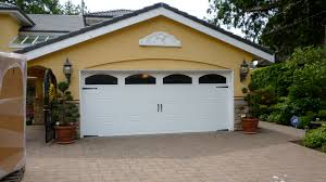 garage door repair santa barbara coastal craftsman cottage featuring clopay coachman collection