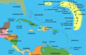 St Martin Map Tropical Vip Escapes Maps