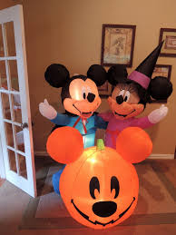 Halloween Air Blown Inflatables by Image Gemmy Inflatable Mickey Minnie Halloween Jpg Gemmy Wiki