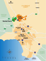 scvnews com newhall ranch owner to offset emissions thru on and newhallranchlocationmap