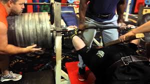 Biggest Bench Press In The World - the bench press record is a number you won u0027t believe