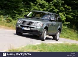 metallic land rover land rover range rover sport v8 green metallic model year 2005