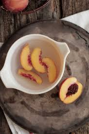 how to freeze peaches the easy way live simply