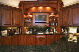 peacock green verde granite cherry cabinets new venetian gold
