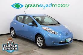 nissan leaf where to charge 2014 nissan leaf sv green eyed motors