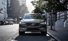 big volvo 2018 volvo xc60 first drive review