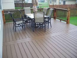 composite deck versus pvc deck dw decks dw decks