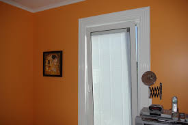 simplicity and reliability of magnetic window blinds window