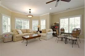 awesome living room paint cream gillette interiors ceiling fans