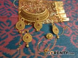 bridal set for rent jewellery on rent gorenty post free rent ads website free ads