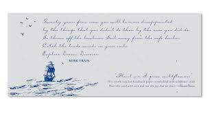 wedding quotes nautical wedding invitations on seeded paper sail away by