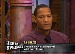 Jerry Springer Memes - i know jerry springer isn t for the most intelligent but come on