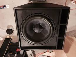 building a subwoofer box for home theater the monkey man dual marty box build with mach 5 uxl 18 subwoofers