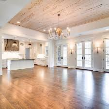 what is open floor plan mid tone floor with white cabinets open floorplan d e c o r a t e