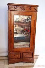 Cedar Wardrobe Armoire Antique Wardrobe Closet Ebay
