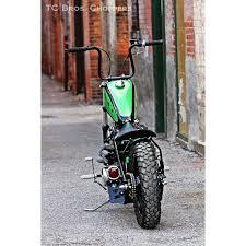 motorcycle license plate frame with led brake light tc bros 33 ford led side mount tail light license plate bracket