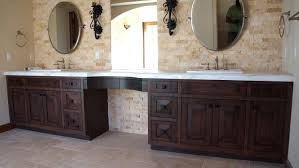 Furniture Style Bathroom Vanity by Spanish Vanities Custom Rustic Doors Custom Doors Demejico