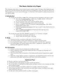 basic outlines five paragraph essay outline exle fungram co