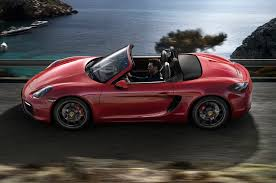 Porsche Boxster Generations - 2015 porsche boxster gts cayman gts announced automobile magazine