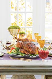 cajun thanksgiving dinner holiday dinner party menus southern living
