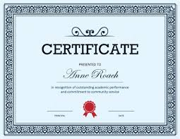 award certificates cerescoffee co