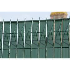 brise vue en bambou pas cher brise vue pvc dirickx lixo h 170 cm x l 250 cm leroy merlin