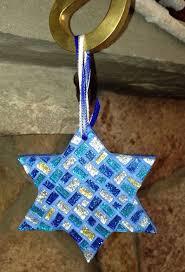 of david chanukah decoration hanging ornament hanukkah gift on