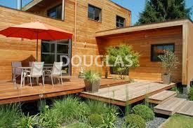 piscine sur pilotis réalisations douglas bois les charpentiers constructeurs