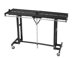 versare portable folding steel coat rack industrial strength