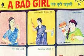 Make A Meme Poster - poster on bad girl by design students now an internet meme the