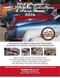 stoddard porsche 911 parts werkstatte stoddard newsletter early february 2016