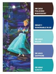 sherwin williams sapphire sw 6963 blue brilliant blues blue