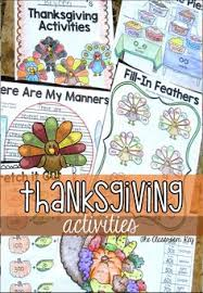 thanksgiving unit thankful to the 4th grade thankful