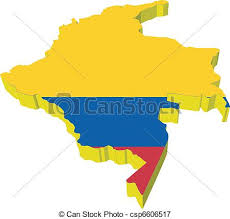 colombia map vector colombia illustrations and clipart 5 407 colombia royalty free