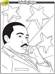 martin luther king jr coloring page i have a dream virtren com