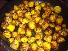 comment cuisiner les pommes de terre grenaille pommes grenailles au four le de mariva