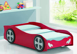 Folding Bed For Kid Car Shaped Beds For Toddlers With White Mattress Folding