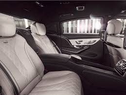 inside maybach mercedes shot up a 513 000 armored maybach limo business insider