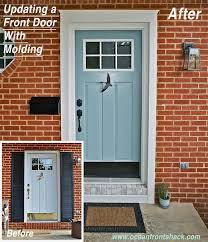 best 25 front door trims ideas on pinterest exterior door trim
